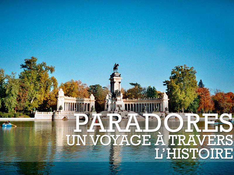 paradores voyage thru history