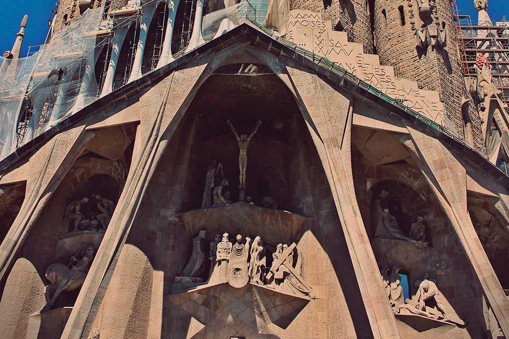 Gaudi and Dali