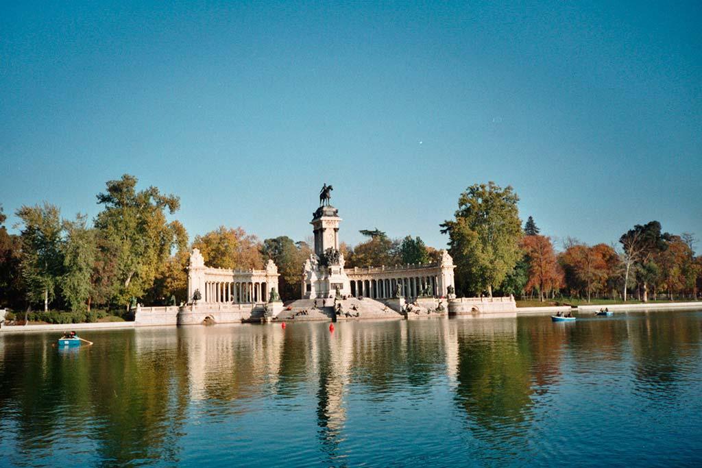 Madrid - Inland