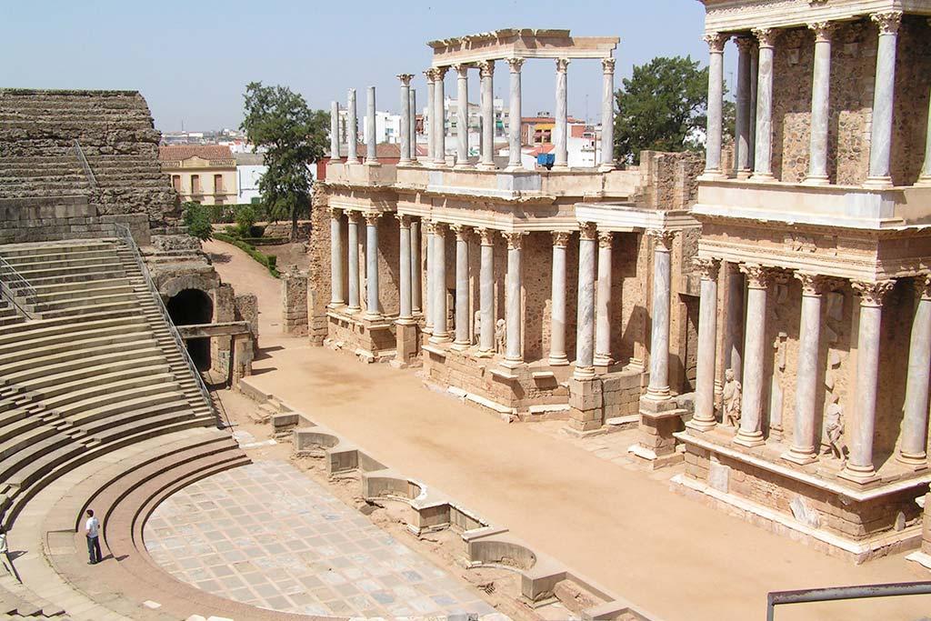 Merida Roman Ruins