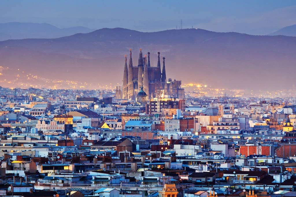 Spain Incoming