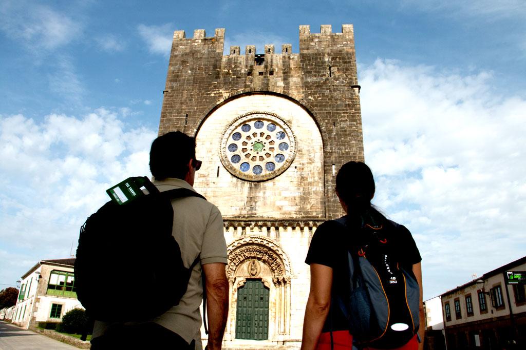 Routes of Santiago de Compostela