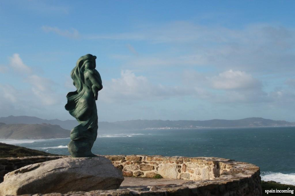 The way of the lighthouses - a Espera sculpture