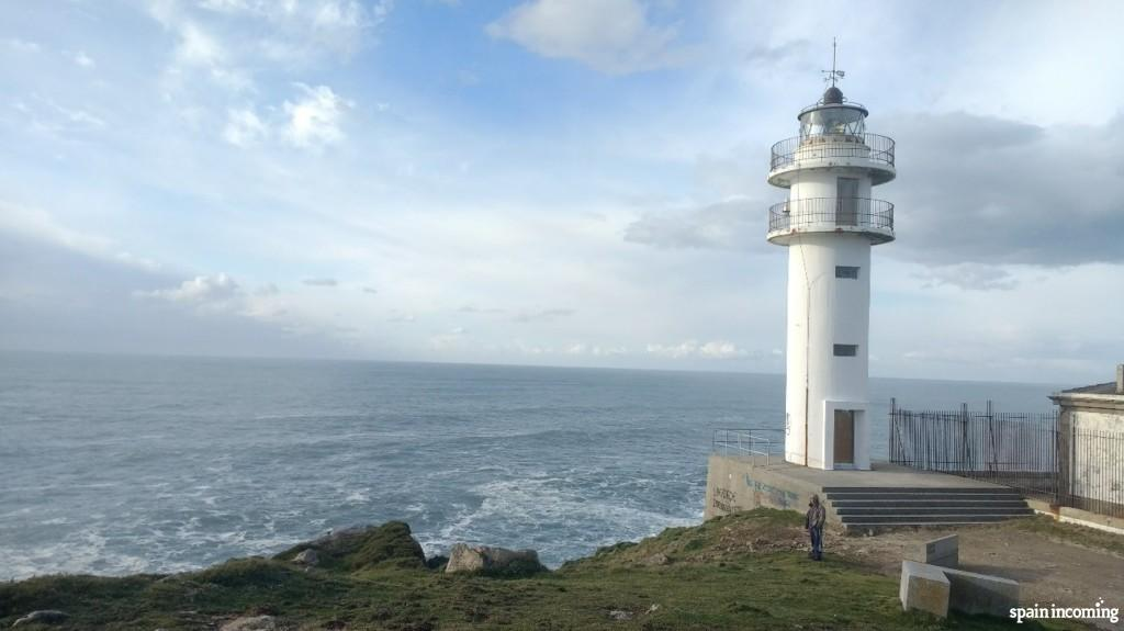 The way of the lighthouses - Touriñán lighthouse