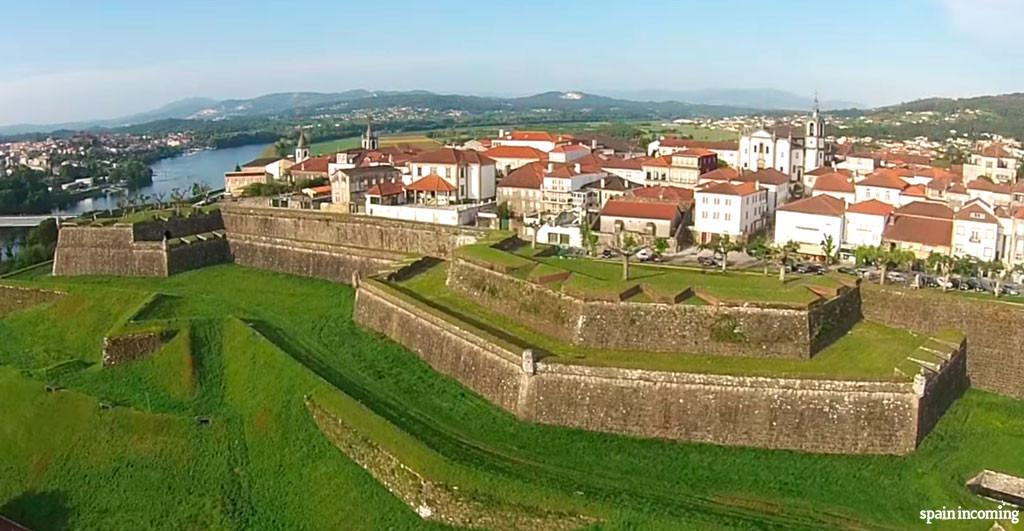 Valença do Minho and its Fortress