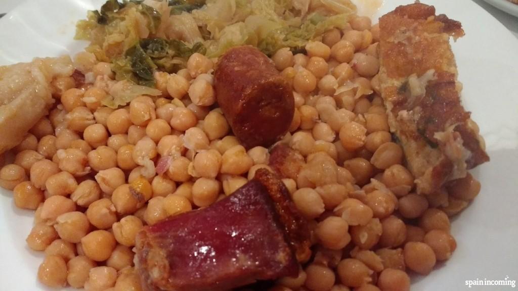 North of Spain cuisine: Cocido Lebaniego