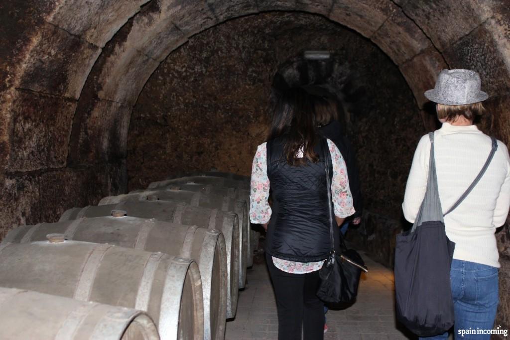 Laguardia Cave Winery tour