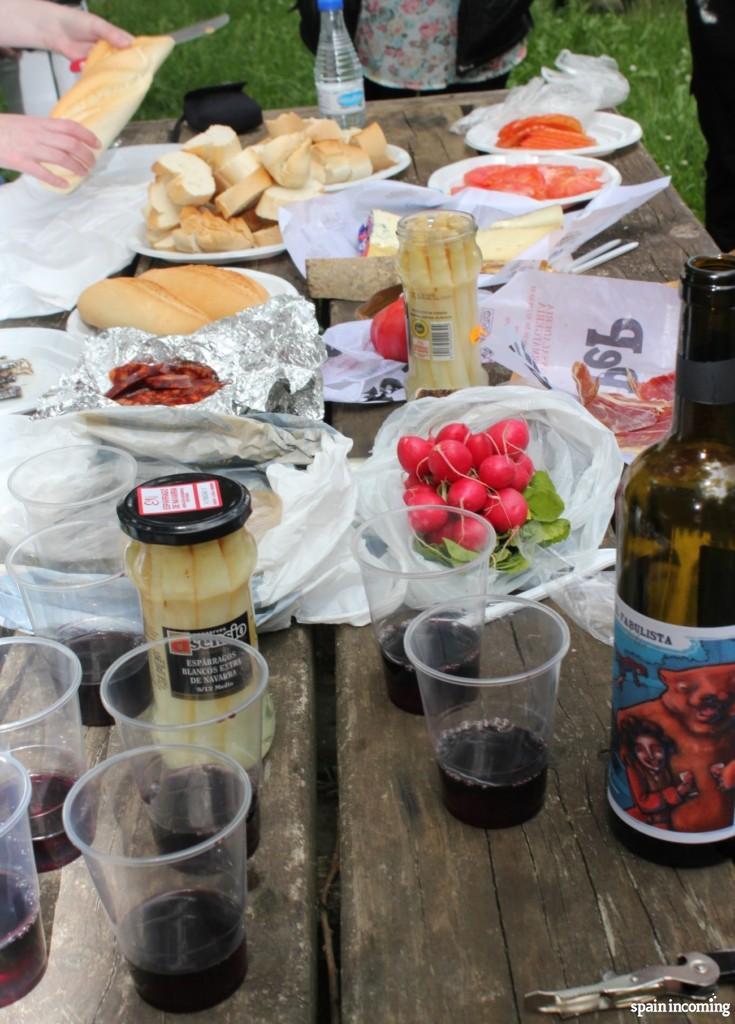 Laguardia picnic