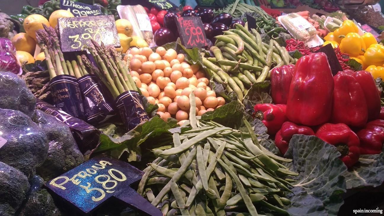 Santa Catarina Market fresh products