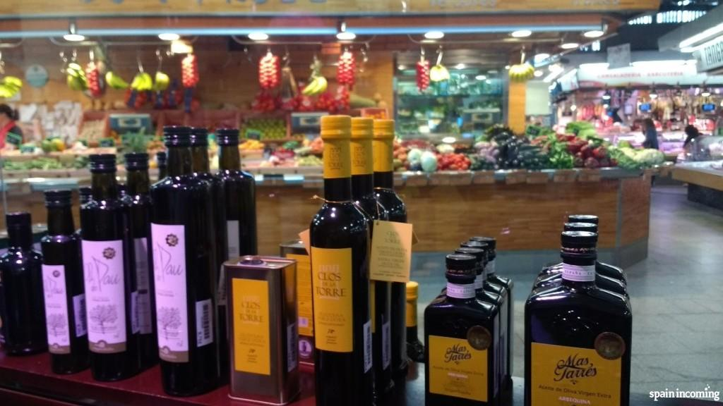 Santa Catarina Market - Olive oils