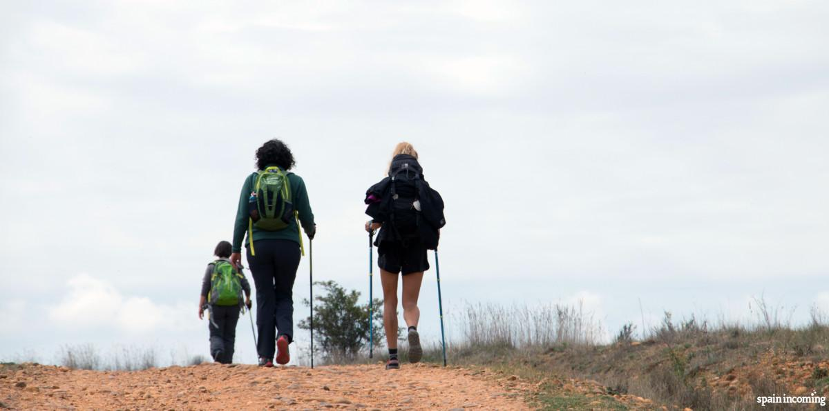 What to pack for the Camino