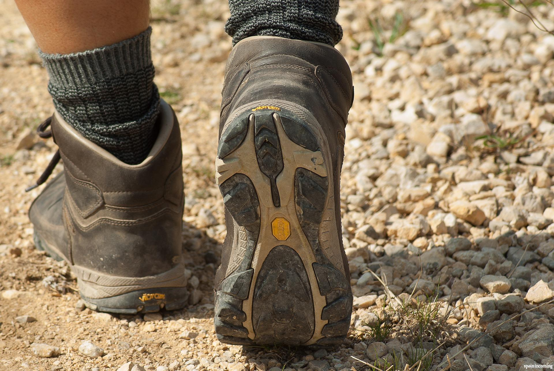 Camino de Santiago tips: feet care