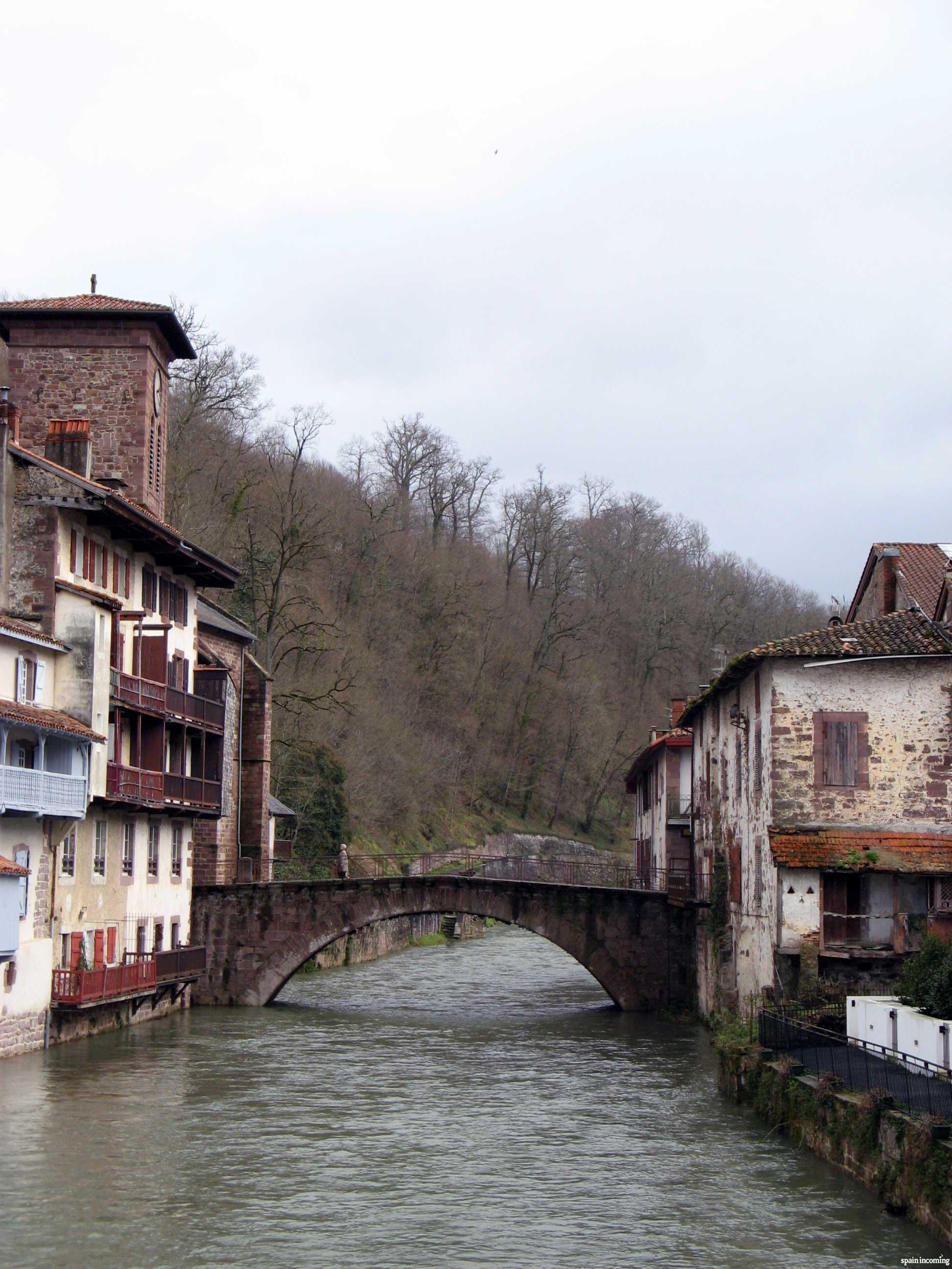 Nº2 starting point: Saint Jean Pied de Port
