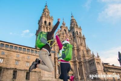 The end of all Caminos : Santiago de Compostela