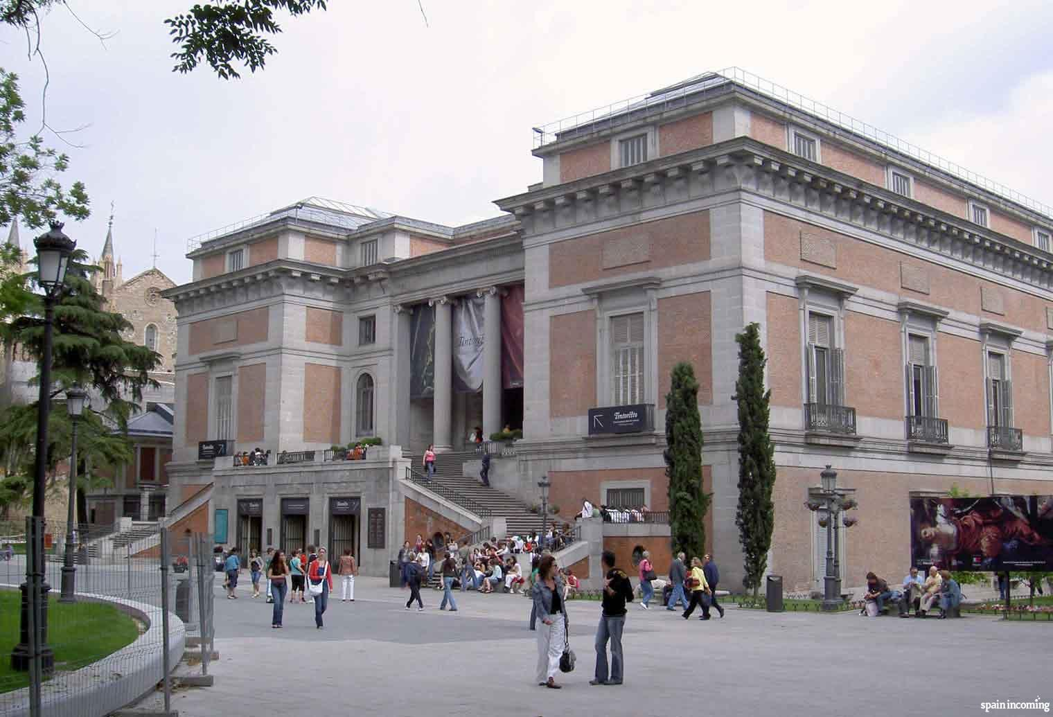 10 ideas for organize your trip to Spain - Museo del Prado