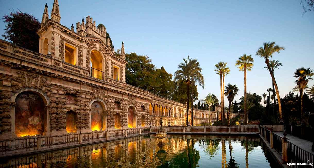10 ideas for organize your trip to Spain - Alcázar, Seville