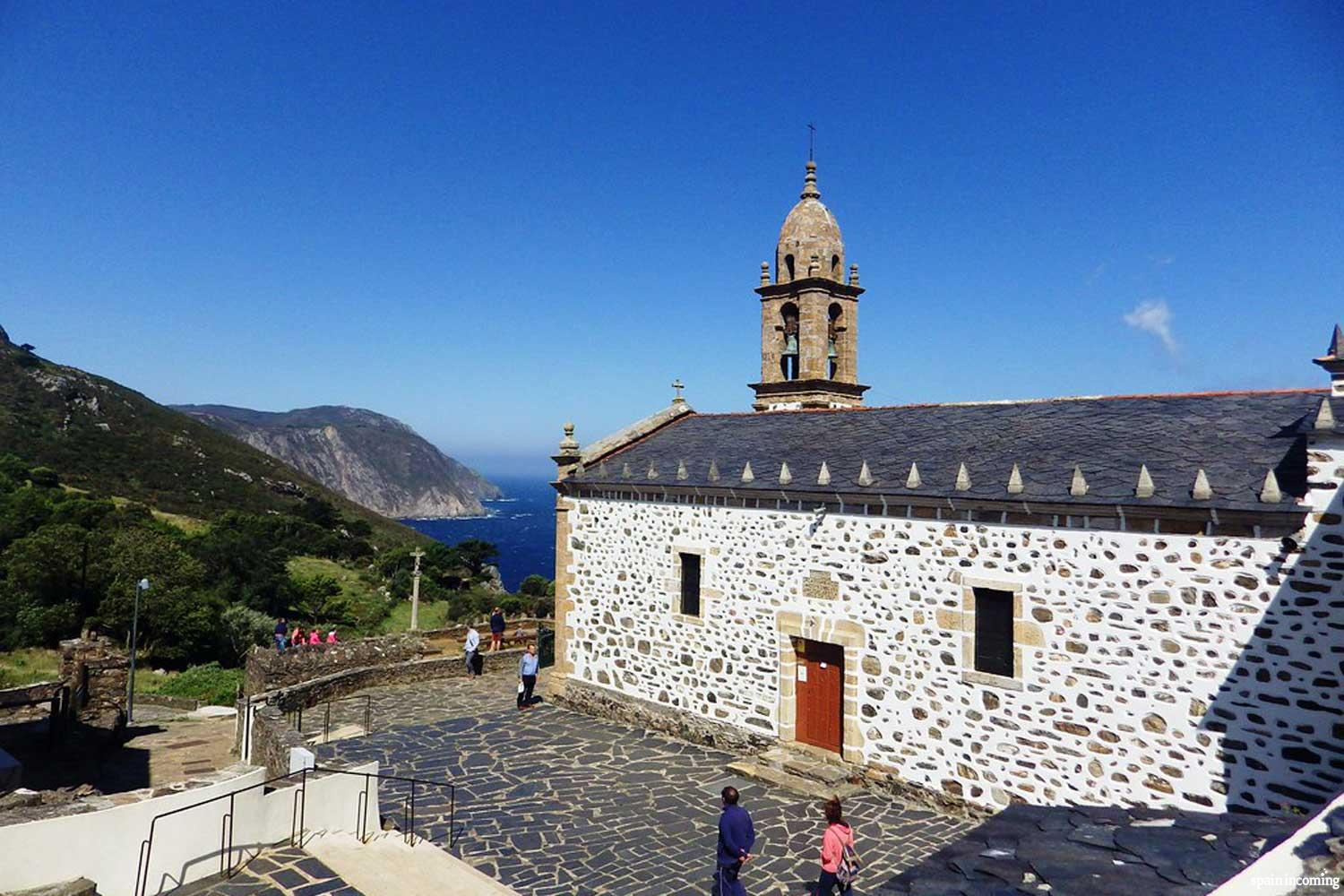 Fishing Villages of Northern Spain - San Andrés de Teixido church
