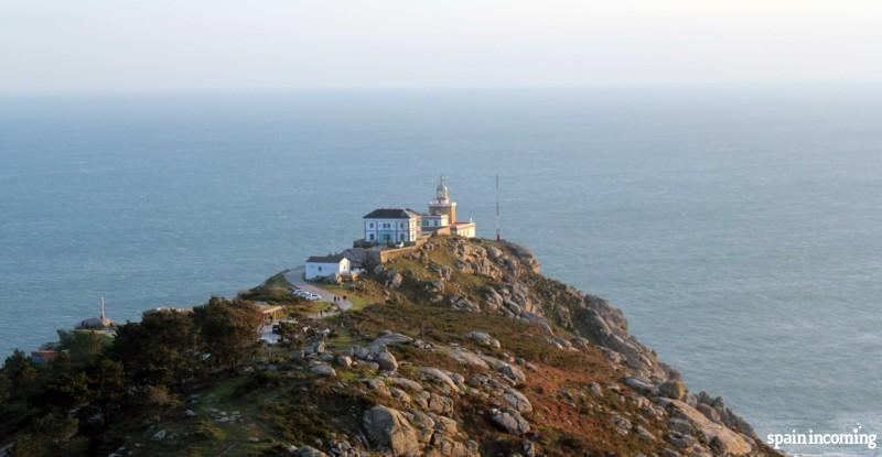Amazing views over the Fisterra Cape in your Fisterra Excursion