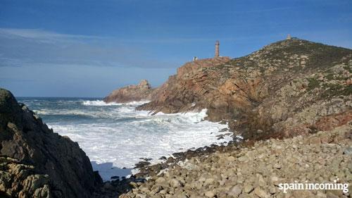 Hiking routes in Galicia - Camiño dos Faros