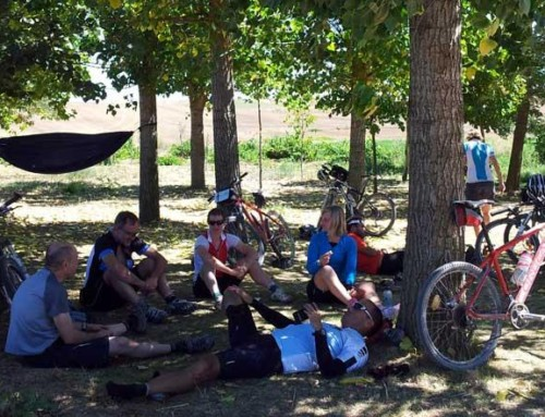 Cycling the Way of Saint James: French Way