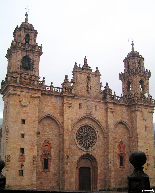 North Way - Cathedral of Mondoñedo