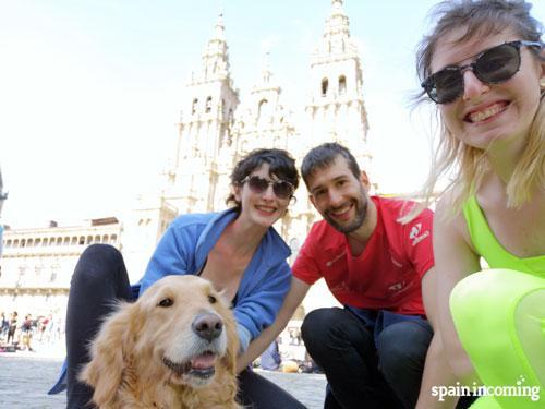French Way - Santiago de Compostela