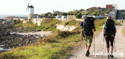 WALKING AND SAILING: PORTUGUESE CAMINO COASTAL ROUTE