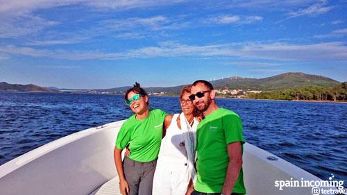 Walking and sailing: Portuguese Camino Coastal Route - Ría de Arousa