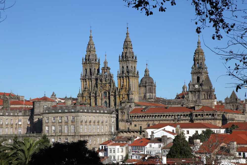 Santiago Camino-Holy Year, Santiago de Compostela