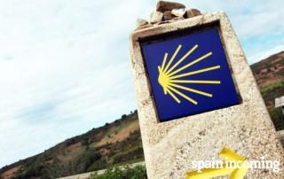 first pilgrim to Santiago