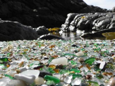Laxe praia Cristais