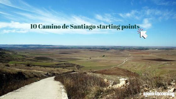 Camino de Santigao